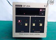 1055 ULVAC PIRANI VACUUM GAUGE CONTROLLER GP-2DA