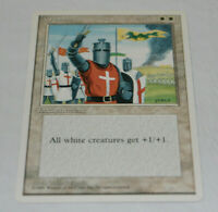 1x CrusadeR Revised BANNED CARD Enchantment Magic the Gathering MTG NM Near Mint