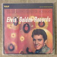 "Elvis Presley - Elvis' Golden Records, 12"" 33 rpm vinyl LP, AQL1-1707, 1979 USA"