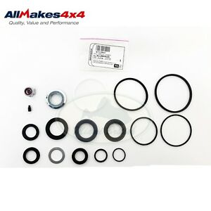 LAND ROVER STEERING GEAR BOX SEAL KIT DISCO I DEFENDER RR CLASSIC STC2847 ALLM