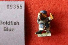 Citadel C22 Imperial Dwarf Bolt Thrower Officer Spotter Crew Metal Dwarves GW B2