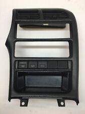 93-97 Ford Probe Radio Climate Control Trim Dash Vent Panel Bezel Black