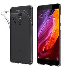 Custodia Cover Morbida Anukku Trasparente 0.3MM Air Gel Per Xiaomi Redmi Note 4X