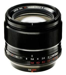 Fujifilm XF 56mm f/1.2 R APD Lens - 12 Month FujiFilm International Warranty