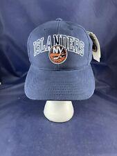 New York Islanders Youth Snapback Hat Arched Logo RN #00476