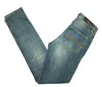 "Silent Theory Slim Men's Designer Jeans Actual Size W30"" L34"" Stretch"