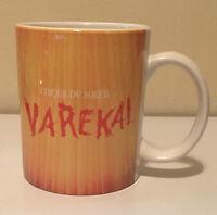 CIRQUE DU SOLEIL VAREKAI COFFEE CUP / MUG