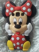Funda para móvil MINNIE1 RED SILICONA para SAMSUNG GALAXY WIN DUOS I8552