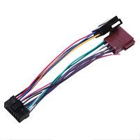 1X(16Pin Car Stereo Radio Harness For Sony Radio Play Plug Auto Adapter Har8A5)