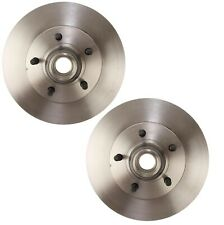For Ford Lincoln Pair Set of 2 Front Vented 308x26mm Disc Brake Rotors Brembo
