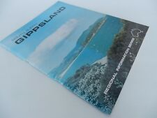 South and East Gippsland - Regional Information Series - SCARCE Book