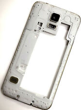 Original Samsung Galaxy S5 SM-G900F Mittel Rahmen Mittelrahmen Gehäuse Frame