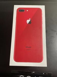 Apple iPhone 8 Plus (PRODUCT) Red 256GB FACTORY UNLOCKED APPLE - FREE SHIPPING