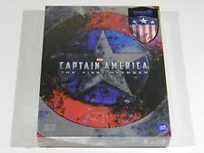 Captain America The First Avenger (3D+2D) Blu-ray Steelbook KimchiDVD #916/1300
