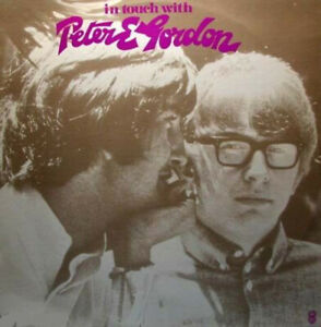 In Touch With Peter And Gordon - Peter & Gordon (1971 Australia)