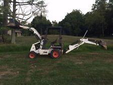 Implement Heavy Equipment Backhoe Attachments