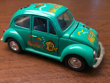 Volkswagen Beetle Mr.Fish Bug Die Cast Pull Back and Go Car