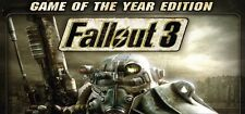 Fallout 3 Game of the Year GOTY (PC) [Steam]