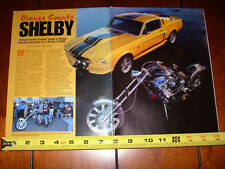 ORANGE COUNTY CHOPPERS SHELBY GT500E - ORIGINAL 2005 ARTICLE