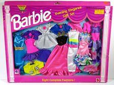 *759 Nib Barbie Doll 1992 Evening Elegance Eight Gift Set Fashion 680