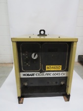 Hobart Excel Arc 6045 Cv Constant Voltage Dc Welder 220230460575v Used