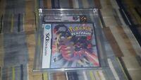 Pokemon Platinum Version (Nintendo DS, 2009) NDS New Sealed VGA 85+ NM+ Gold