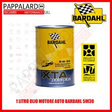 1 LITRO OLIO MOTORE AUTO BARDAHL 5W30 XTA mSAPS POLARPLUS C3 /GAS/BENZ/DIES