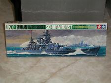 Tamiya 1/700 Scale German Battlecruiser Scharnhorst - Factory Sealed