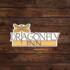 Dragonfly Inn Logo (Gilmore Girls) Decal/Sticker