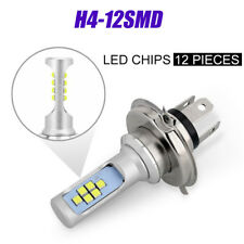 36W H4 Headlight Bulb Hi/ Lo Beam Headlight DRL 12 SMD car motorcycle truck 1pcs