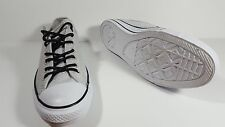New Unisex Chuck Taylor All Star Ox Shoe Roadtrip White Men 10 Women 12
