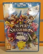 Super Smash Bros WII U NUOVO ITA