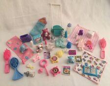 Barbie Accessories 43 Pieces BABY NURSERY Mattel & More
