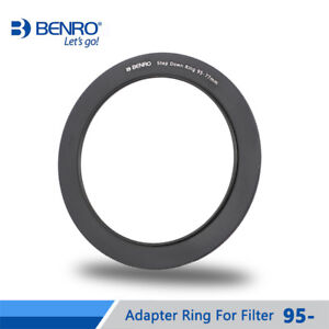 Benro Adapter Ring 95/105mm To 77/82mm For Benro Square Filter Holder System