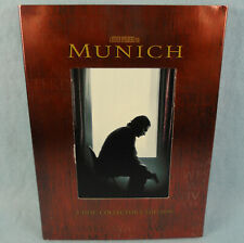 Munich Dvd 2-Disc Collector's Edition with Booklet Steven Spielberg Bana Craig