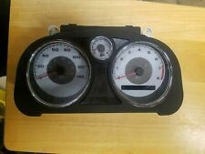 07 Chevrolet Cobalt Speedometer Cluster Gauges Panel 104K with/sport white face