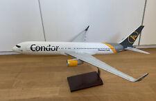 Flugzeugmodell 1:100 Condor Boeing 767-300 Reg. D-ABUF OVP rare Premium Models