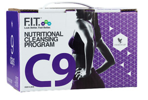 Forever Living Clean C9 Cleanse - Your Choice Of GEL- VANILLA Or CHOCOLATE.