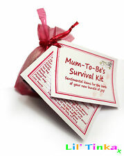 Mum to be/ New Mummy Survival Kit - 15 items - Baby Shower Gift, Favour Present
