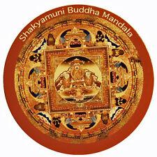 Magnet, Shakyamuni Buddha Mandala , Kühlschrankmagnet, Kühlschrank magnet , Pinn
