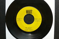 """7"""" Bobby Powell - The Bells - US Whit Northern Soul"""