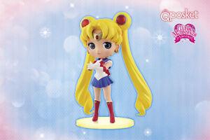 """Q Posket Sailor Moon 6"""" PVC figure Banpresto (100% authentic)"""