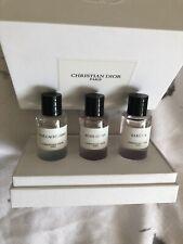 BNIB Christian Dior Mini Perfume Gift Set - Sakura, The Cachemire and Rose Gipsy