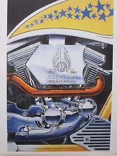 Vintage David Mann Easyriders 1996 Bike Shows Poster E57