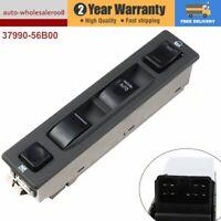 37990-56B00 Power Window Switch For Suzuki Vitara  92-98 5 Doors SUV with 9 pins