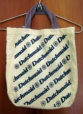 DUTCHMAID CLOTHING tote bag 1980s sewing sun logo Pennsylvania lingerie
