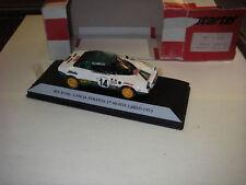 Starter 1/43 - Lancia Stratos 1° Monte Carlo 1975