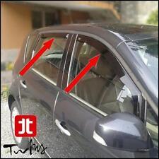 4 Déflecteurs de vent pluie air teintées Renault Scenic III Grand Scenic Xmod