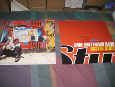 THE DAVE MATTHEWS BAND-(busted stuff)-1 POSTER-2 SIDED-12X12-MINT-RARE