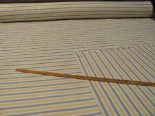 Deko-Stoff-Kariert-Stoffe-50% PES 50%BW 280cm breit gestreift Überbreite Nr42